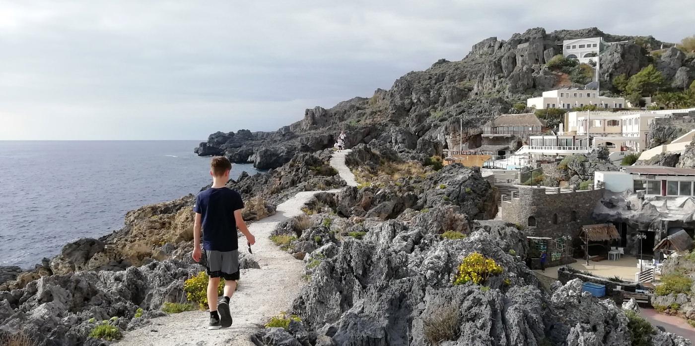 Prevelli, Crete