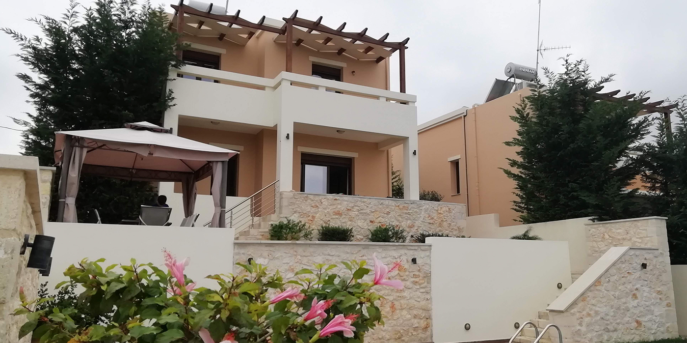 Roupes Villas, Crete