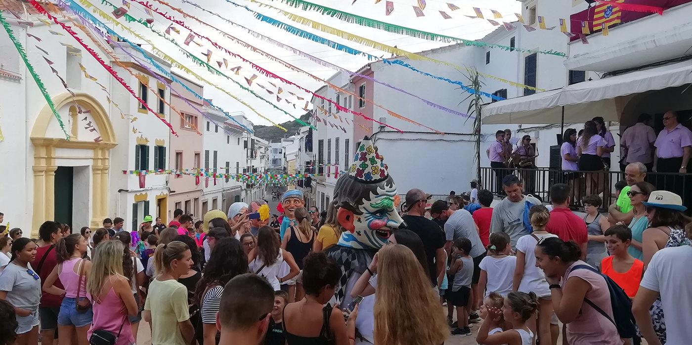 Sant Bartomeu Fiesta, Ferreries
