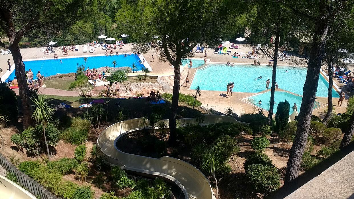 Pools at Cap Esterel